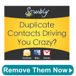 Remove Duplicate Contacts Now!
